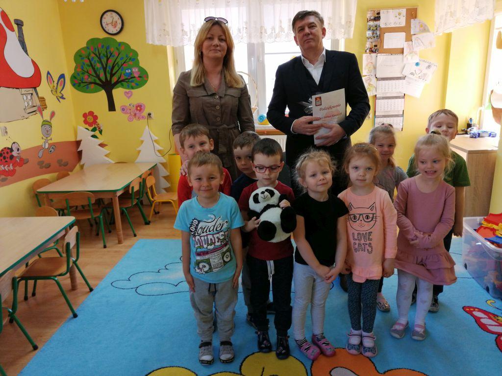 """Ogólnopolski projekt """"Mały Miś w świecie wielkiej literatury"""""""